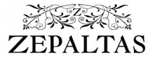 Zepaltas Pinot label