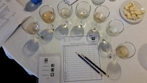 SFIWC: A fabulous flight of Pinot Blanc.