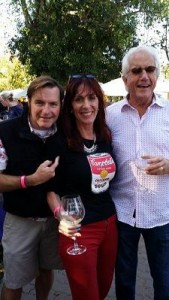 Warning: Smiles abound at Pinot Noir on the River!