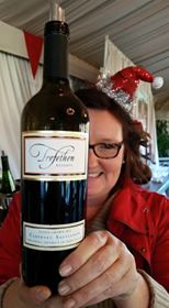Trefethen 2011 Reserve Cabernet Sauvignon: Classic Trefethen style of Cabernet Sauvignon with deep flavors of ripe berries, licorice, wild sage, layers of spice, fine French oak, and a smooth, velvety texture. Young, lively, and worthy of aging. Holiday pairings: charcuterie, risotto, ham, grilled steaks, and rack of lamb. $100