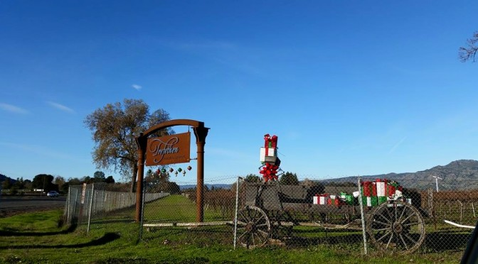 PressPlay: Sharing Holiday joys with walnuts and Trefethen Winery