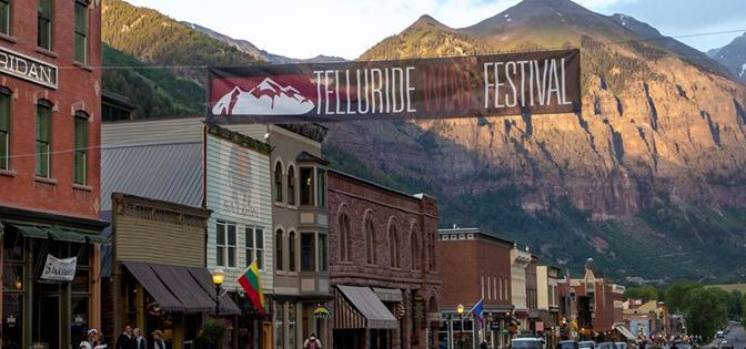 My Wine Seminars at the Telluride Wine Festival, June 23-25!