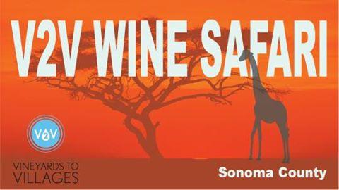 V2V Wine Safari!  September 3-11