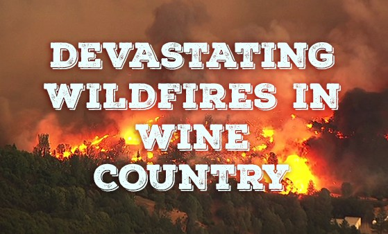 Listen Up!  Talking About The Wildfires on Grape Encounters Radio