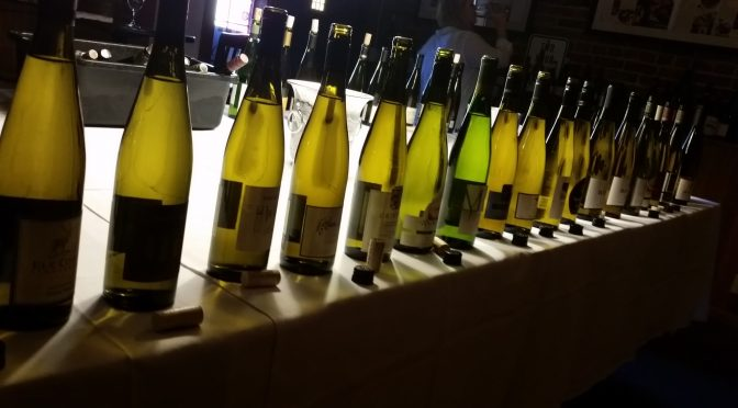 Exploring the joys of fine Oregon Rieslings – Part I