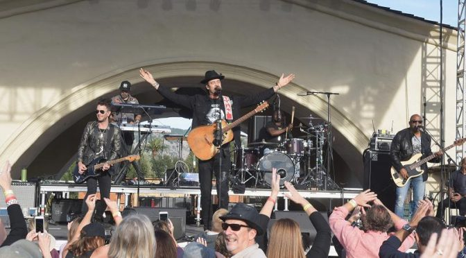For The Love of Napa concert raises spirits and funds for fire relief!