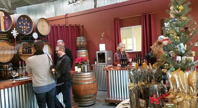 Port wines with a Petaluma Twist