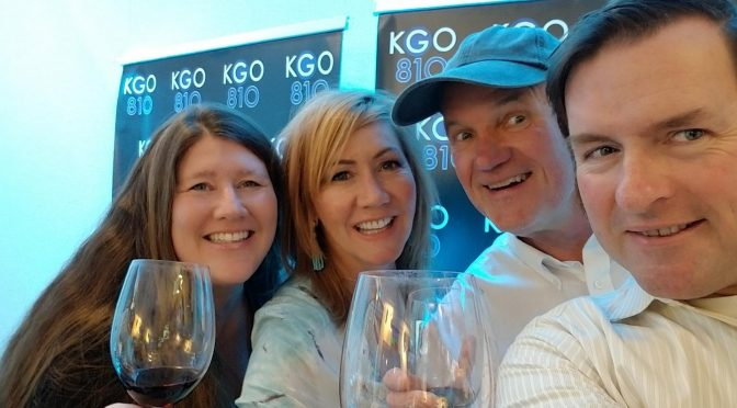 Listen Here! The KGO Interview from February 8th.