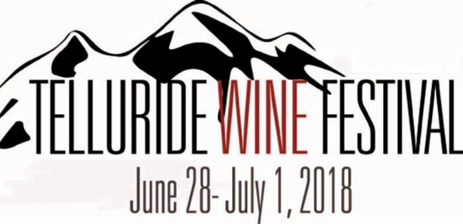 Wineries Register now for Telluride Wine Festival!