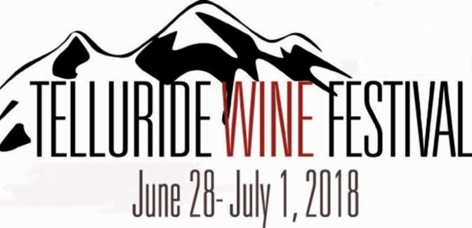 Wineries Register now for Telluride Wine Festival!