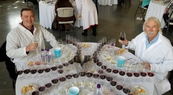 Experience the North Coast Wine Challenge 2018!