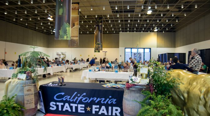 CA State Fair: Wine Competition Winners Announced