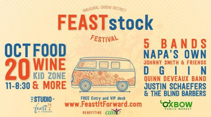 FEASTstock featuring mini-Somm Sessions on October 20th!
