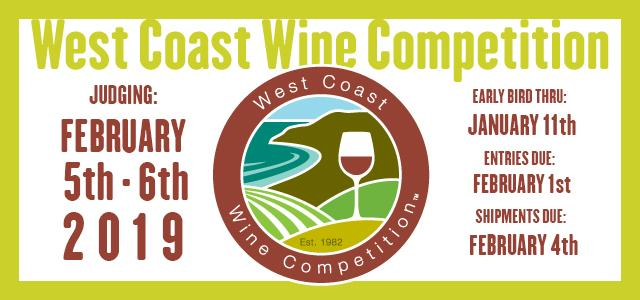 Enter Your Wines NOW in East Meets West next week!