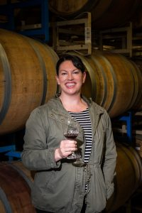 Shauna Rosenblum of Rock Wall Wine Company.