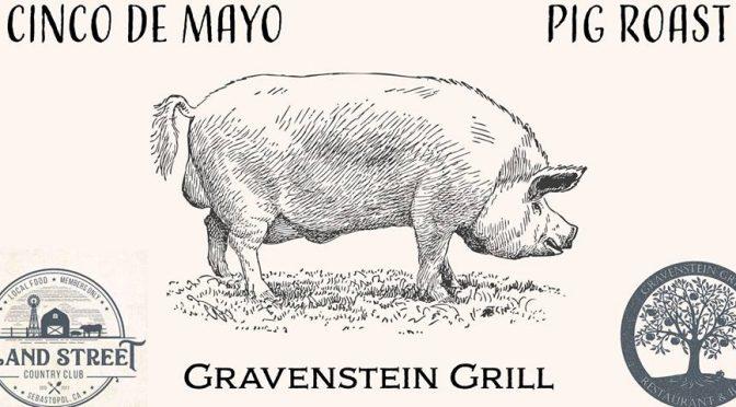 Delicioso Cinco de Mayo Pig Roast!