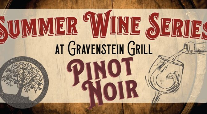 Pinot Noirs of Sonoma Tasting! Thursday, June 13th