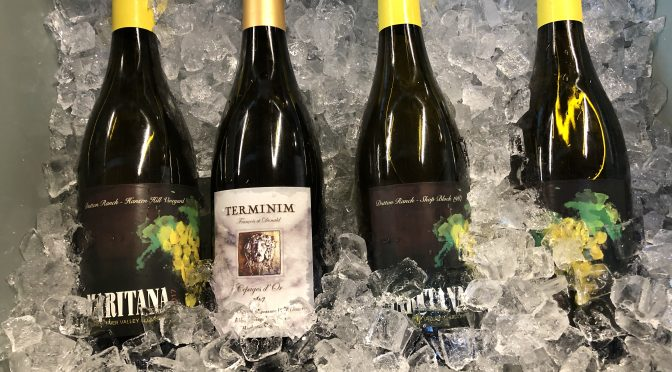 The Stellar 2020 Wine Wednesday Guest List Continues at Gravenstein Grill!