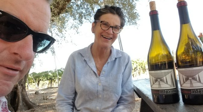 Going Virtual! Julie Johnson of Tres Sabores Wines and I Join Forces this Tuesday!