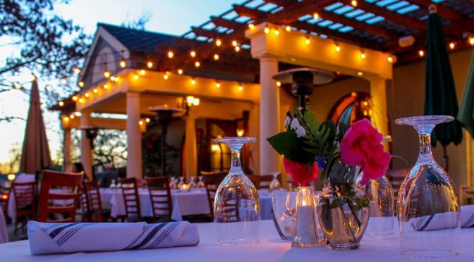 Outdoor Dining & Take-Out at Gravenstein Grill starts on Wednesday June 3rd!