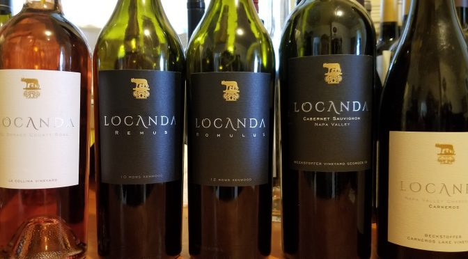 Locanda Estate Wines hosts The Varietal Show with SawyerSomm