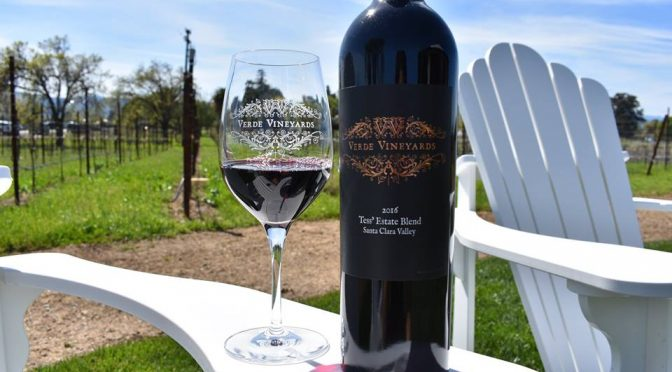 Visit Verde Vineyards With The Varietal Show!