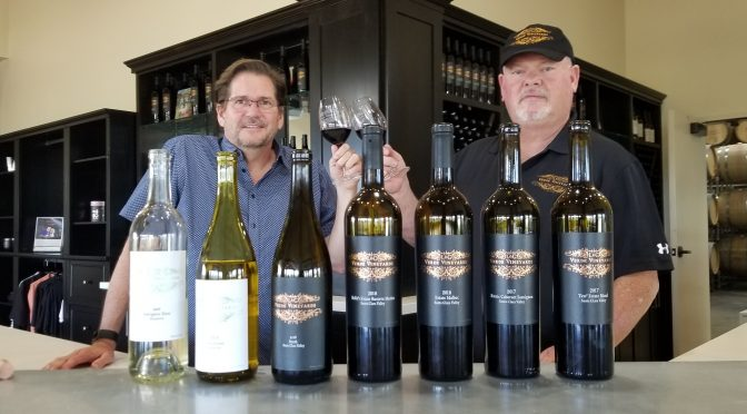 The Varietal Show Gets Tasty With Verde Vineyards!