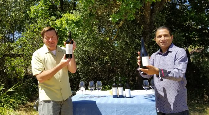 CAB Time with Allen Wines on the Varietal Show!