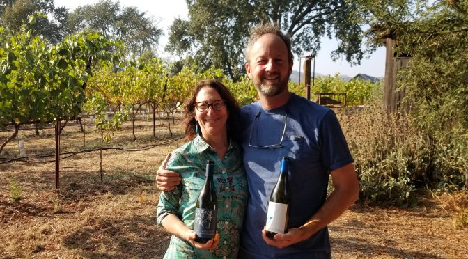A Napa Valley Visit With Matthiasson Wines on The Varietal Show
