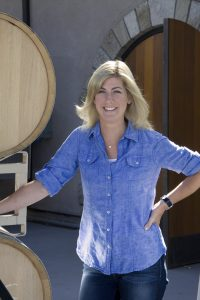 "Top: Steve ""Roggy"" Rogstad from Cuvaison Above: Renée Ary of Duckhorn Vineyards"
