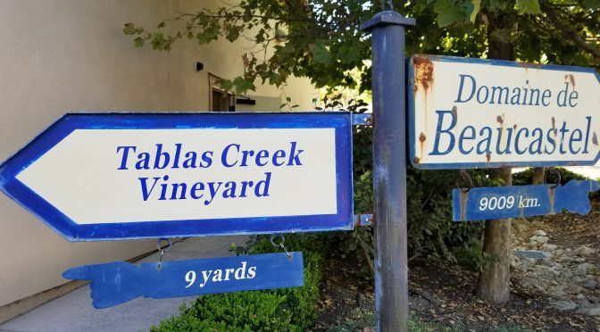 Take a Rhône Rendezvous on The Varietal Show With Tablas Creek Vineyards