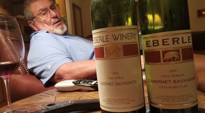 The Varietal Show Gets Cozy With Wine Legend Gary Eberle!