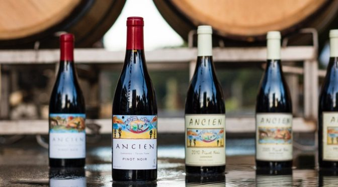In Depth With Ancien Wines On The Varietal Show!
