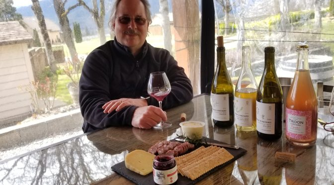 Cross The Oregon Border To Troon With The Varietal Show!