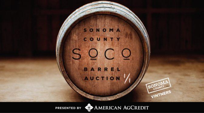 Benovia Winery, So Co Barrel Auction & The Varietal Show!