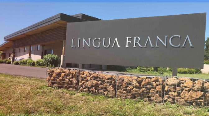 More To Watch & Read About Lingua Franca On The Varietal Show