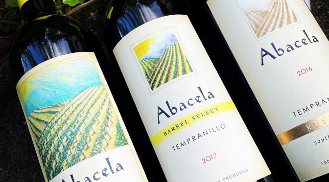 In The Vineyard At Abacela On The Varietal Show