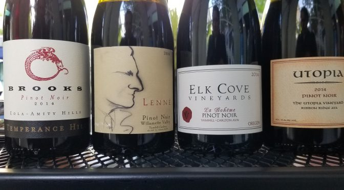 #OregonWineMonth 2021 In Review, On The Varietal Show