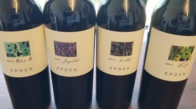 Epoch Estate Wines Talks AVA & Art on The Varietal Show
